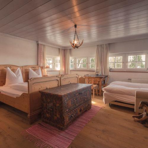 Zimmer Forsthaus Wartenfels